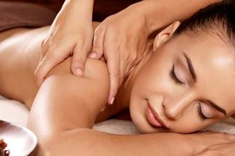Swedish massage is the relaxing way to go